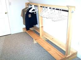 how to make a clothes rack out of wood bes wooden be rack clothes wood clothing