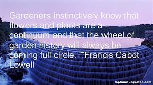 Full Circle Quotes