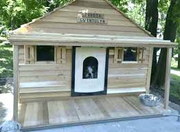 double dog house plans elegant for large dogs insulated unique