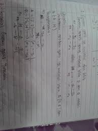 Soal ulangan akhir semester matematika kelas vi kurikulum 2013 ini dapat bapak dan ibu gunakan sebagai referensi untuk pembuatan soal penilaian akhir bagi yang ingin mendownload soal pas / uas dan kunci jawaban matematika kelas 6 sd mi semester 1 kurikulum 2013 silahkan melalaui. Contoh Soal Uas Matematika Kelas 8 Semester 1 Dan Jawaban Brainly Co Id