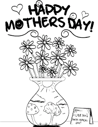 Small Picture Mothers Day Coloring Pages GetColoringPagescom