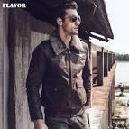 Кожаные мужские куртки из натуральной кожи - купить