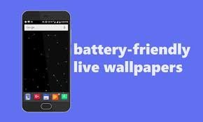 5 battery friendly live wallpapers for