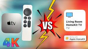 Apple TV (2021) vs HomeKit TV - Is The Apple TV Worth It? - YouTube