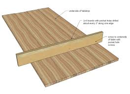 10 tips for building tabletops ana white