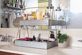 Bathroom Counter Organizer Interior Design