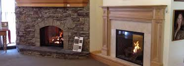 best gas electric wood fireplaces in ma anderson fireplace intended for gas insert fireplace
