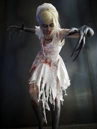 walking dead zombie makeup for
