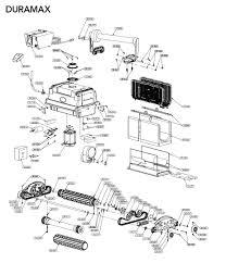 Aquabot duramax pool cleaner replacement parts aquabot of georgia duramax wiring diagram duramax rc parts diagram