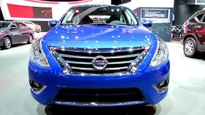 2018 nissan versa redesign. beautiful redesign 2018 nissan versa sedan 2015 nissan versa sl exterior and interior  walkaround debut at and redesign i