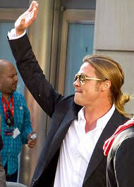 years a slave film  brad pitt at the premiere of 12 years a slave