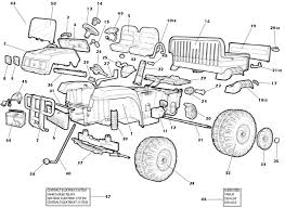 john deere gator revised part diagram john deere gator revised