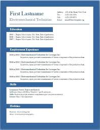 Resume Templates For Word Free Adorable Free R Resume Template Downloads For Word Big Templates Download