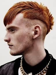 Pánské účesy Inspirované Moderním Punk Stylem Zkuste Je Vlasy A