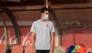 مران الأهلي| طاهر محمد ينتظم في التدريبات