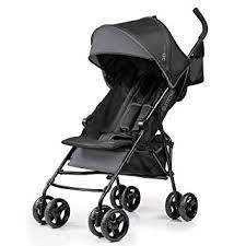 Summer <b>Infant</b> 3D <b>Mini</b> Convenience <b>Stroller</b>, Gray