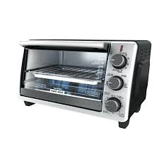 6 slice convection toaster oven silver brand new black decker blackdecker digital countertop commercial stainless steel