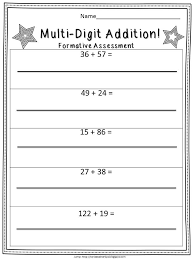 Addition Worksheets Using Jump Worksheets for all | Download and ...