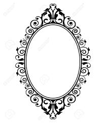 vintage mirror clipart. vector illustration of vintage mirror stock - 22497134 clipart 123rf photos