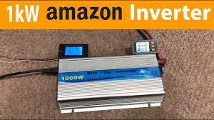 Do Cheap Amazon 1kW grid tie inverters Put out 1000 Watts ...