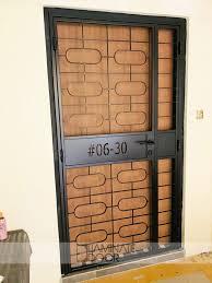 Steel Gate Design With Price Ld 517 Hdb Mild Steel Gate Hdb Fire Rated Door Metal Gate And Bedroom Door Supplier In Singapore