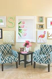 colorful living room decor vibrant wall art collage on wall art picture collage with lilly pulitzer inspired wall art collage diary of a debutante