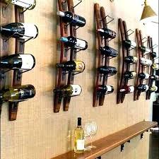 wood wall wine rack wall mounted wine racks wooden wall mounted wine in wall mounted wine racks decorating