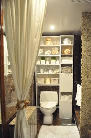 toilet bathroom shelves pcd homes  bathroom over the toilet storage ideas with shelves for small within
