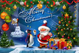 Cute Merry Christmas Wallpapers - Top ...