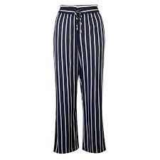 Jacqueline De Yong Size Chart Star Wide Pants Jacqueline De Yong Womens Trousers Usc
