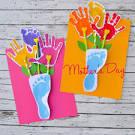 Подарок на день матери 3 класс