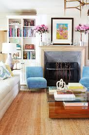 photo wood gem dallas. Living Room Design By Collins Interiors | Square Zebra Wood Coffee Table And Blue Lamps From Photo Gem Dallas A