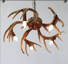 deer antler lighting 5 cast deer antler chandelier inverted hanging ceiling candelabra lights rustic lighting deer antler lighting