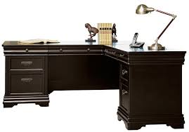 beaumont l shaped desk with right hand facing keyboard return