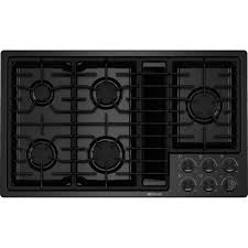 36 inch gas cooktop with downdraft. Perfect Inch JENNAIR 36 On 36 Inch Gas Cooktop With Downdraft N