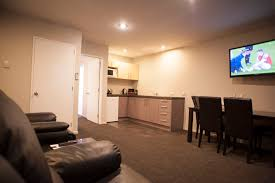 Lounge Bedroom Christchurch Luxury Apartment 5 Star 1 Bedroom Apartment In Nz