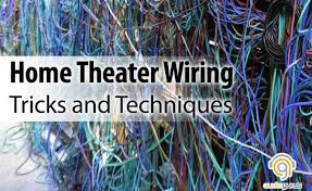 home theater wiring tricks and techniques audiogurus home theater wiring tricks