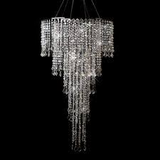 multi diamond cut beaded crystal chandelier chandelier glass beads