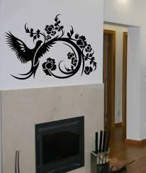 wall art stickers new wall decal tree branch birds leaves art sticker mural