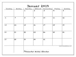 Agenda Settimanale 2019 Gratis Calendarios Hd