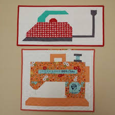 1243 best Bee In My Bonnet by Lori Holt Quilts images on Pinterest ... & Compare sewing machine here to instructions i have. These two look happy  together in my Sewing Room! From the pattern Cut, Press, Sew, Quilt by Lori  Holt/ ... Adamdwight.com