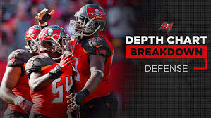 Tampa Bay Depth Chart 2018 Tampa Bay Bucaneers Depth Chart 2018 Tampa Bay Buccaneers