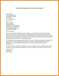 Cover Letter For Internship With Norience Student Assistant Offecial