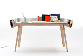 unique home office furniture. Unique Home Office Desk Design- HomeWork. Clutter Free Design - HomeWork Furniture