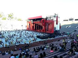 Rose Bowl Concerts Seating Chart Concert Coldplay Simple