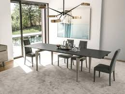 retro style dining table target point totem retro style dining table with glass or ceramic top