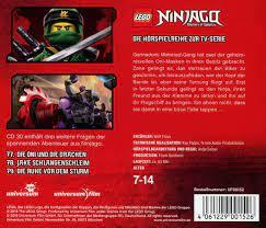 LEGO® Ninjago Teil 30 - Amazon.com Music