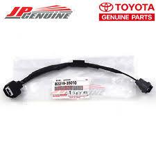 knock sensor wire genuine toyota knock sensor wire harness 82219 35010 91 95 4runner pickup t100