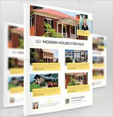 Free House Flyer Template House Brochure Template 20 Stylish House For Sale Flyer Templates