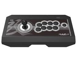PlayStation 4 <b>Real Arcade Pro</b> 4 Kai Black Fight Stick | PlayStation 4 ...